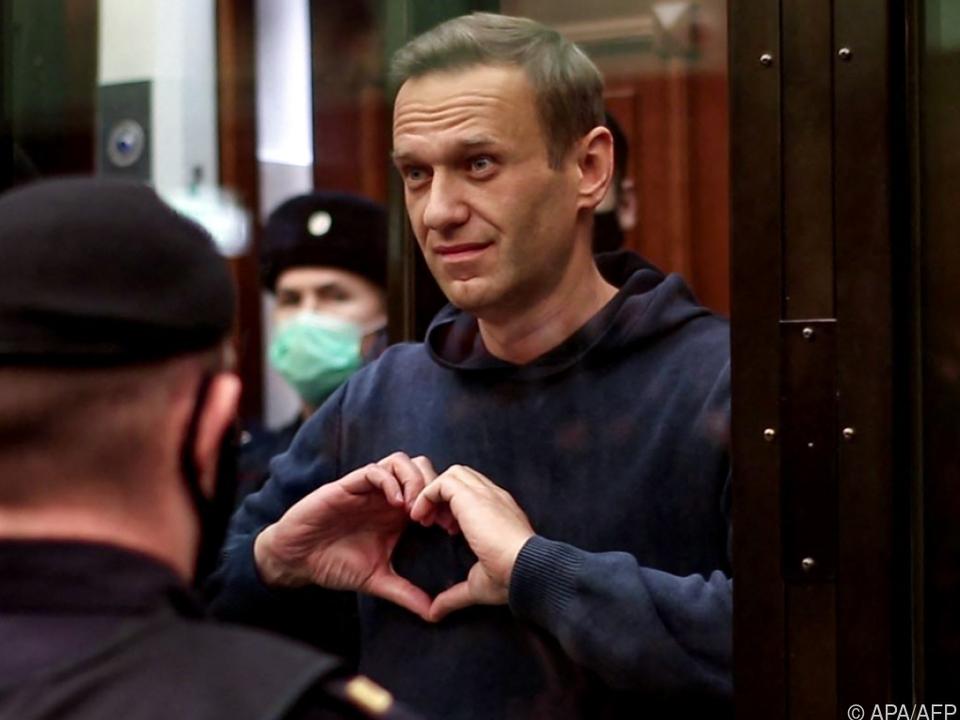 Streit um Moskaus Umgang mit Nawalny für zu diplomatischen Spannungen