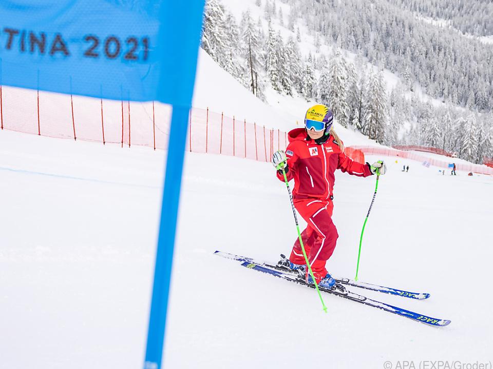 Tamara Tippler ist bereit für den ersten WM-Einsatz