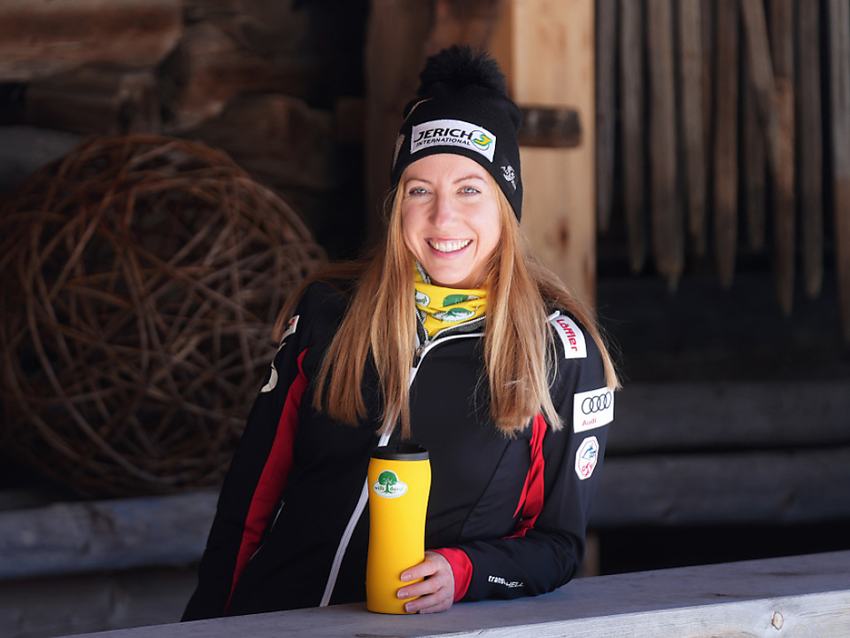 Teresa Stadlober nimmt ihre drei WM-Rennen mit Zuversicht in Angriff