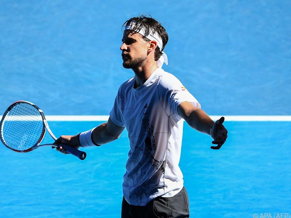 Thiem überraschend bei Australian Open schon out