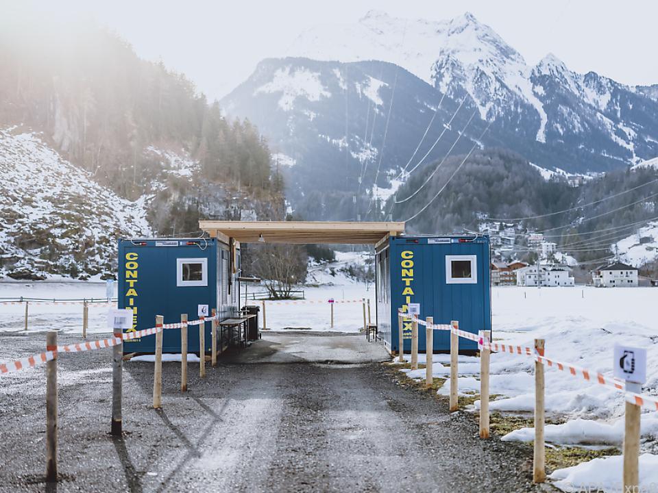 Tirol wird zum Testland