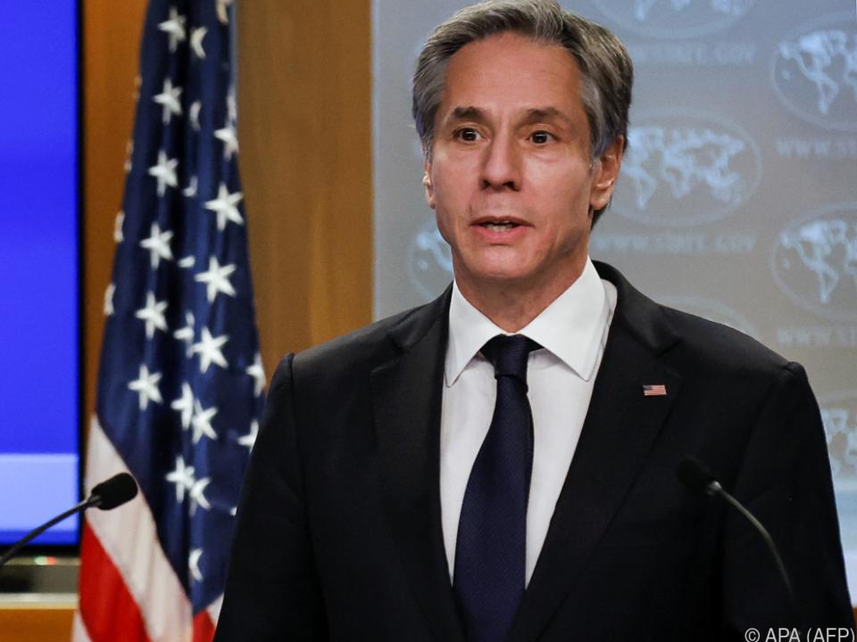 USA reagieren besorgt und empört auf Raketenangriff in Erbil