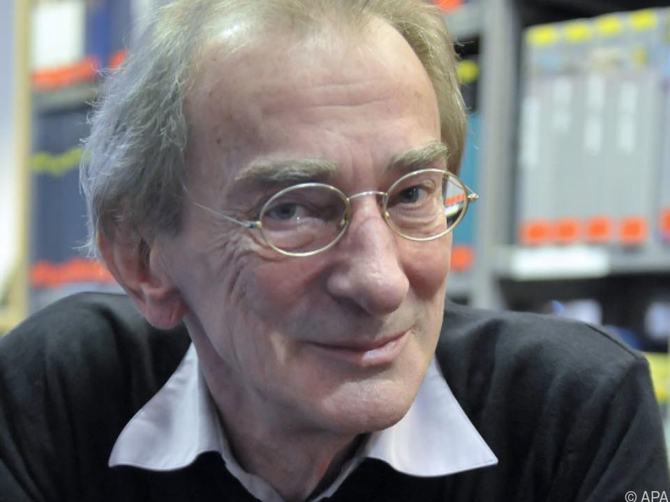 Wäre heute 75 geworden: Liedermacher Ludwig Hirsch (hier 2010)