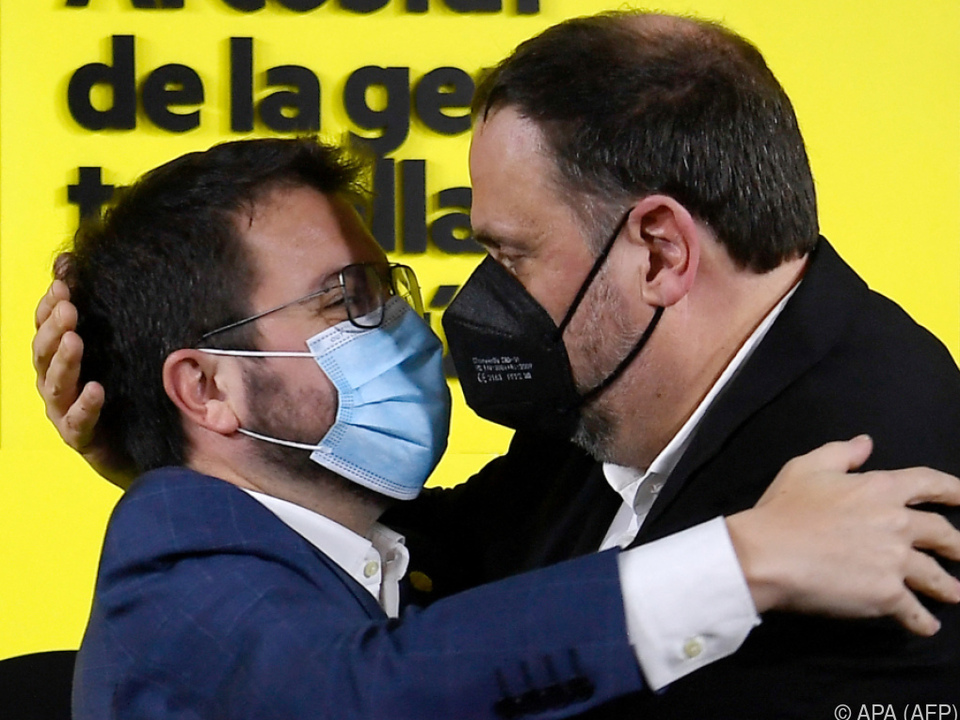 Wahlsieg für Separatistemparteien in Katalonien