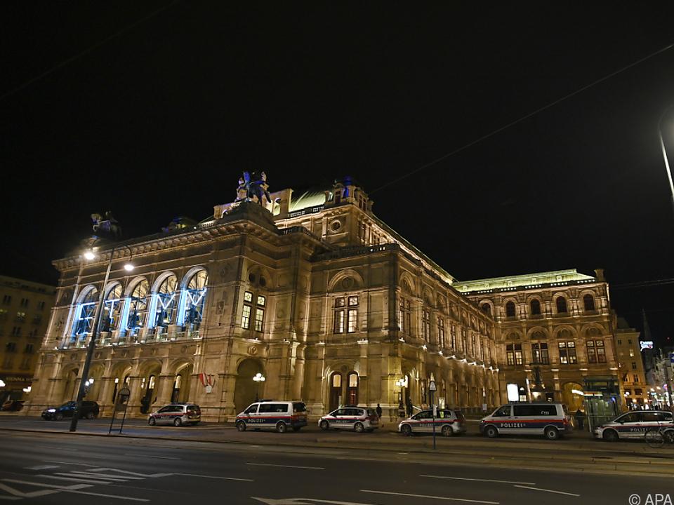 Wiener Staatsoper zeigt \