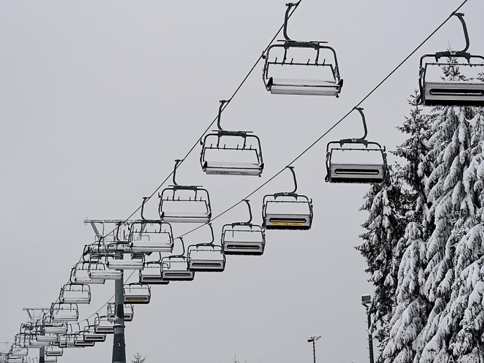 Wintersaison ist bisher wegen des Lockdowns ausgefallen