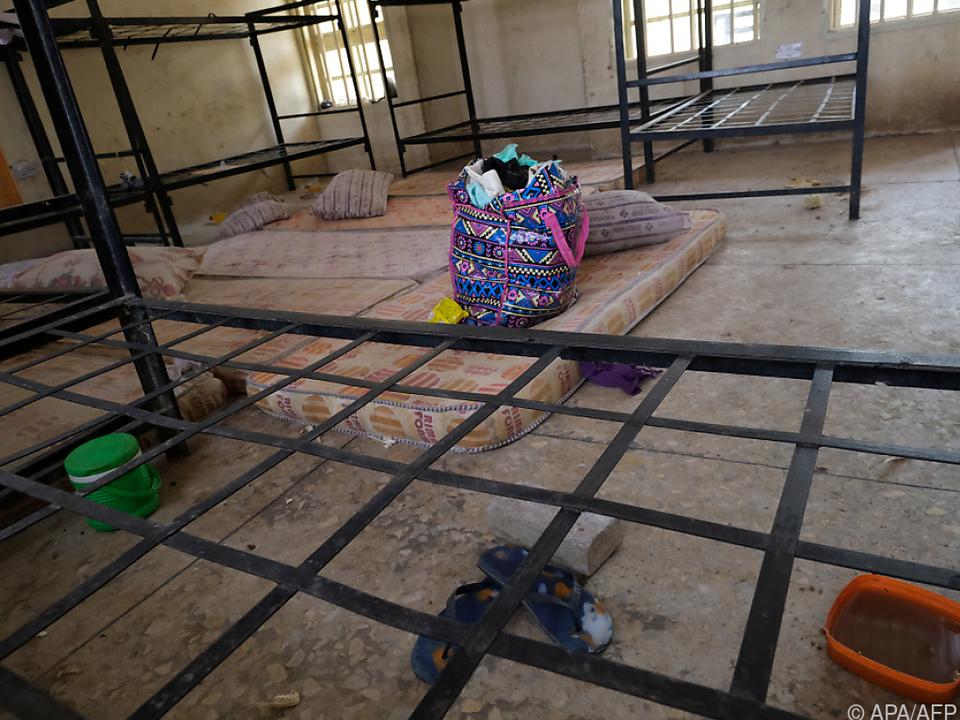 Zurückgelassene Taschen entführter Schülerinnen