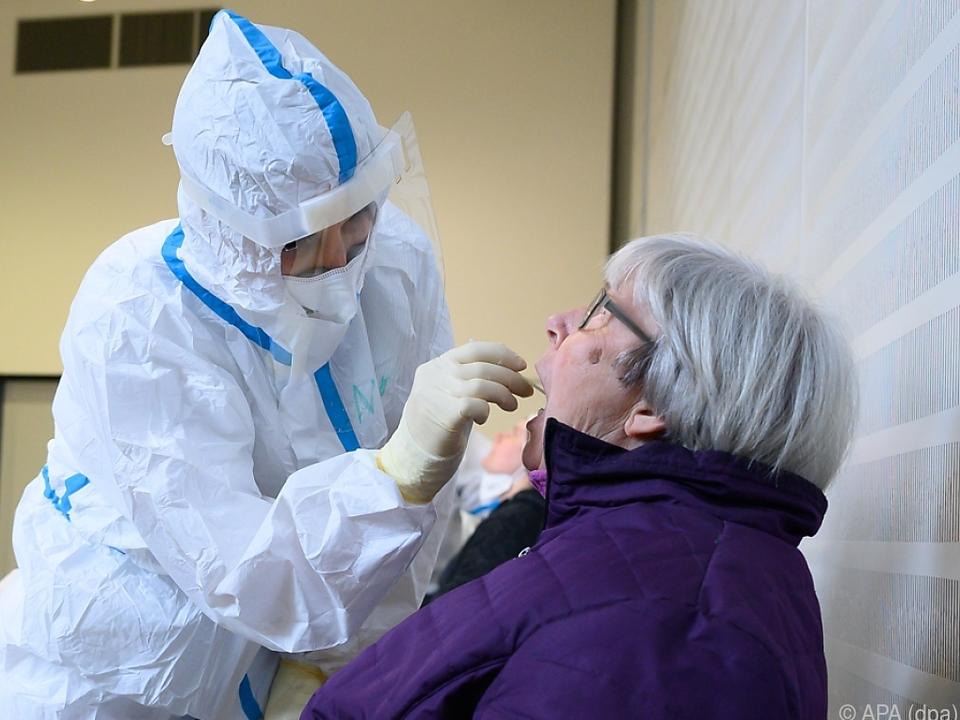 1.611 Patienten lagen österreichweit in Spitälern