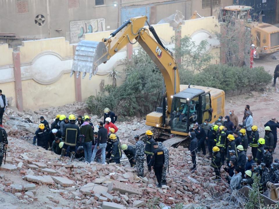 25 Menschen überlebten Unglück mit Verletzungen