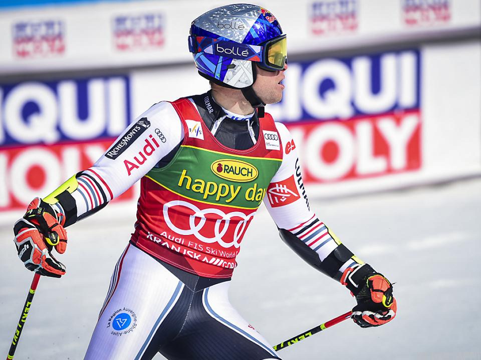 Alexis Pinturault will sich Traum von Gesamtsieg erfüllen