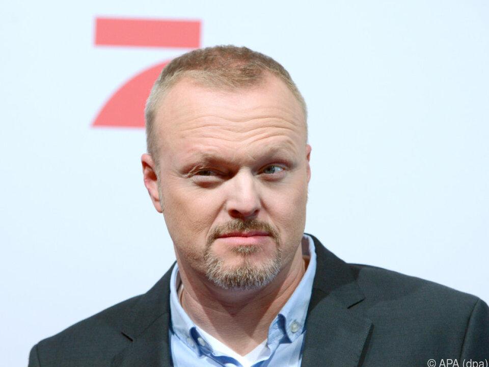 Altmeister Stefan Raab