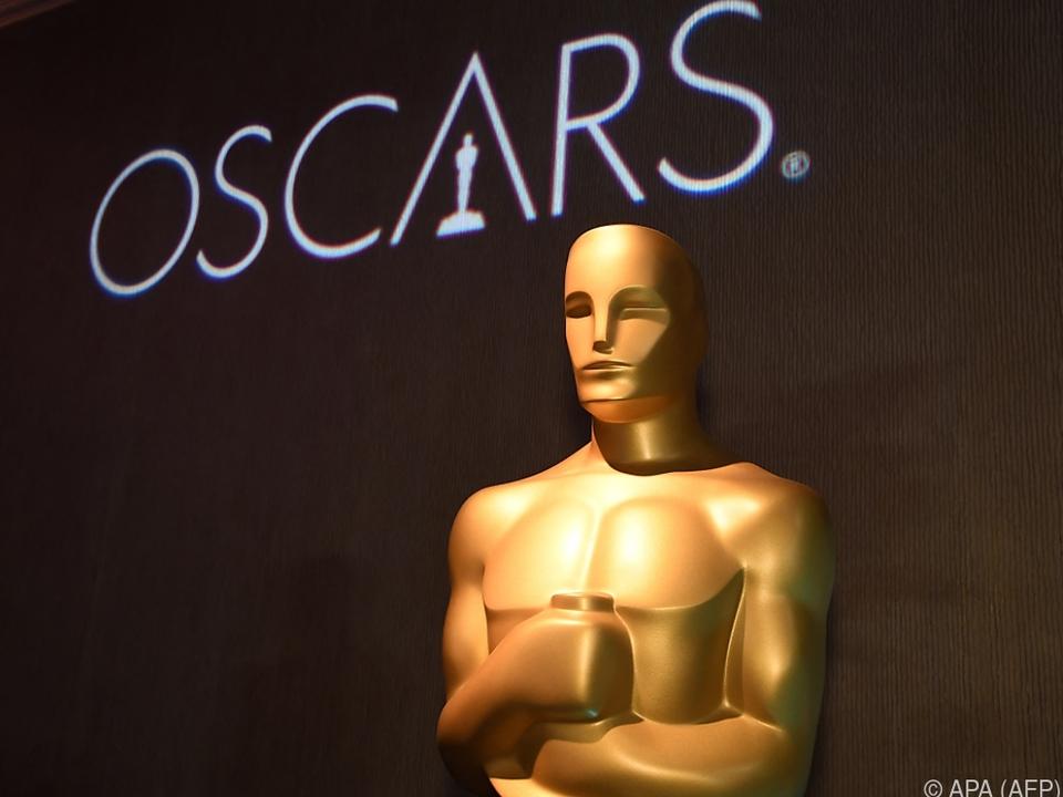 Am 25. April werden die begehrtesten Filmpreise der Welt verliehen