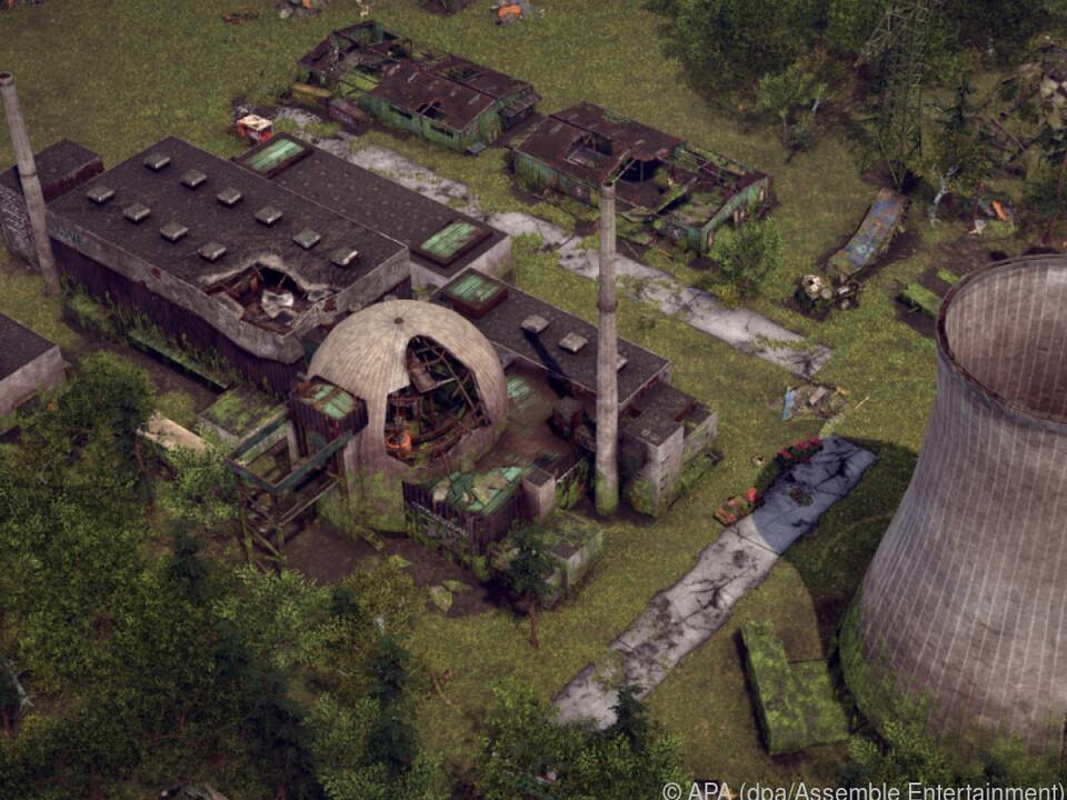 Atomkraftwerke wie dieses haben die Welt unbewohnbar gemacht