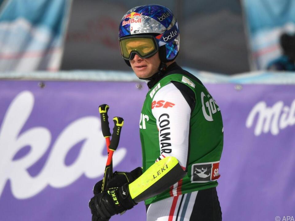 Auf Alexis Pinturault wartet ein entscheidendes Weltcup-Wochenende