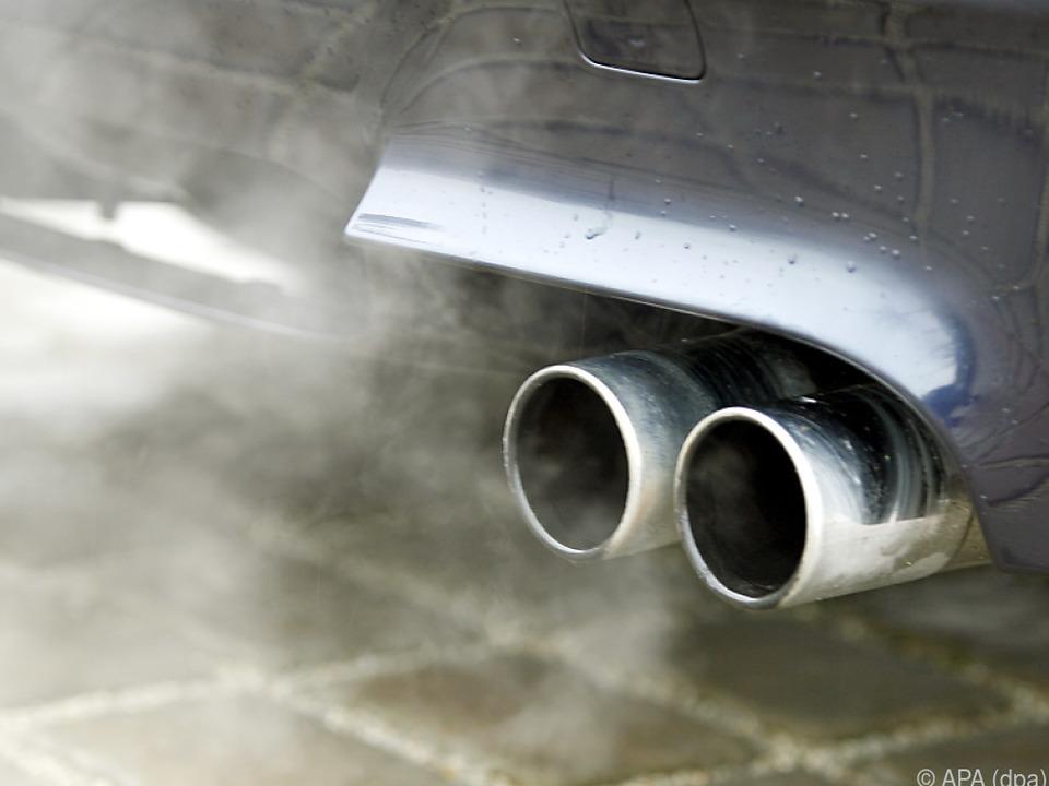 Autoindustrie schaltet sich in Debatte über Grenzwerte ein