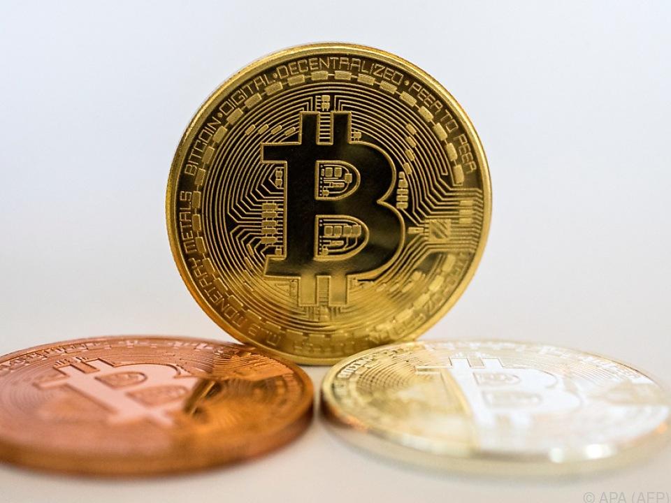 Bitcoin knüpft an Gewinnserie der vergangenen Tage an