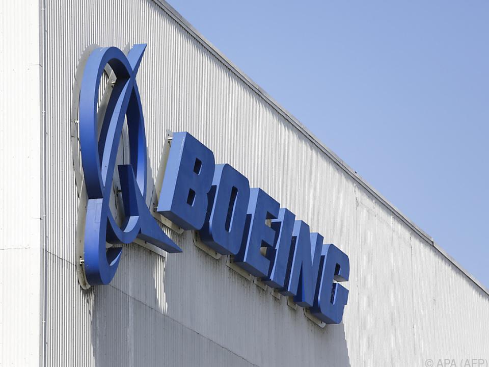 Boeing verbucht Großauftrag