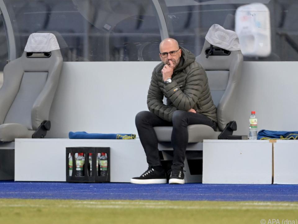 Bosz muss Trainersessel in Leverkusen räumen