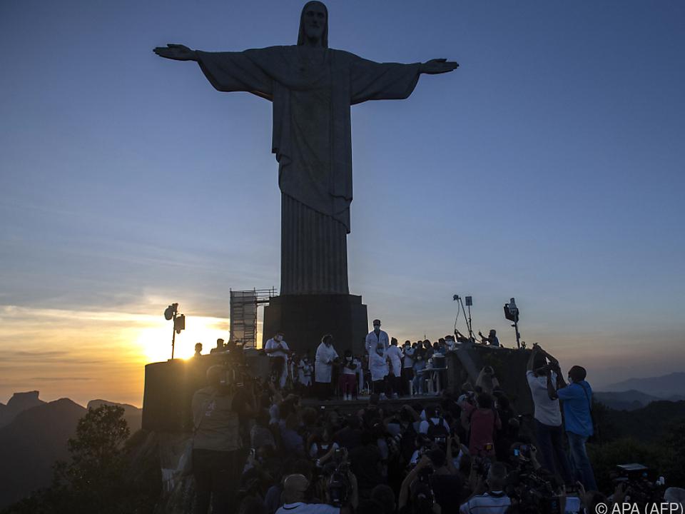Brasilien ist eines der am stärksten betroffenen Länder