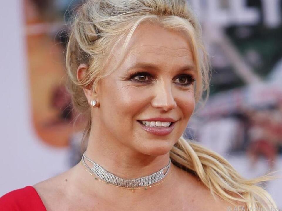 Britney Spears möchte ihren Vater als Vormund loswerden