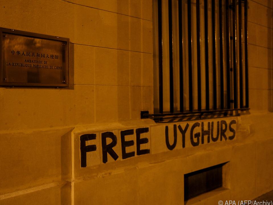 China hat eine Million Uiguren in Haftlager gesperrt