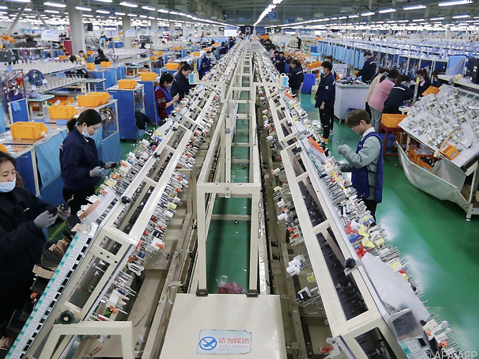 China ist mittlerweile die Nummer 2 bei den Importstaaten