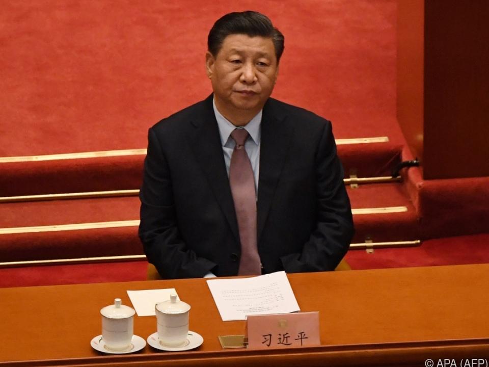 Chinas Staatschef Xi Jinping greift nach der verbliebenen Demokratie in Hongkong