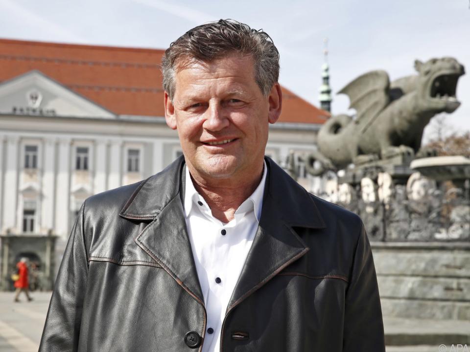 Christian Scheider holt Klagenfurter Bürgermeisteramt zurück