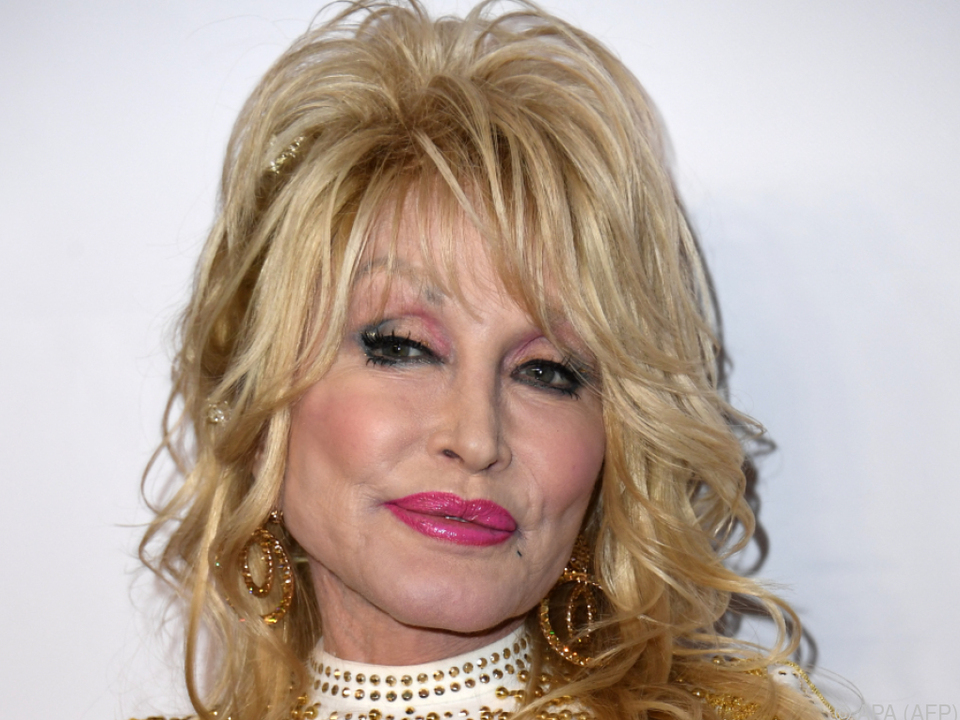 Country-Superstar Dolly Parton (75)