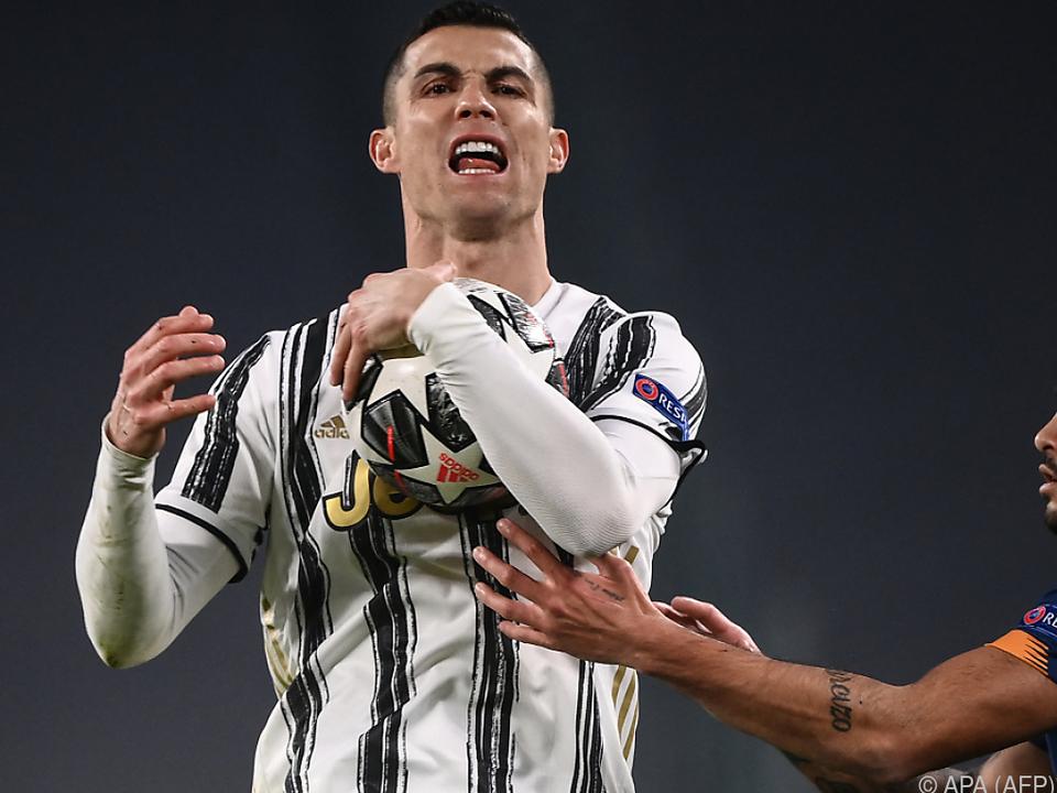 Cristiano Ronaldo soll mit einer Rückkehr nach Madrid liebäugeln