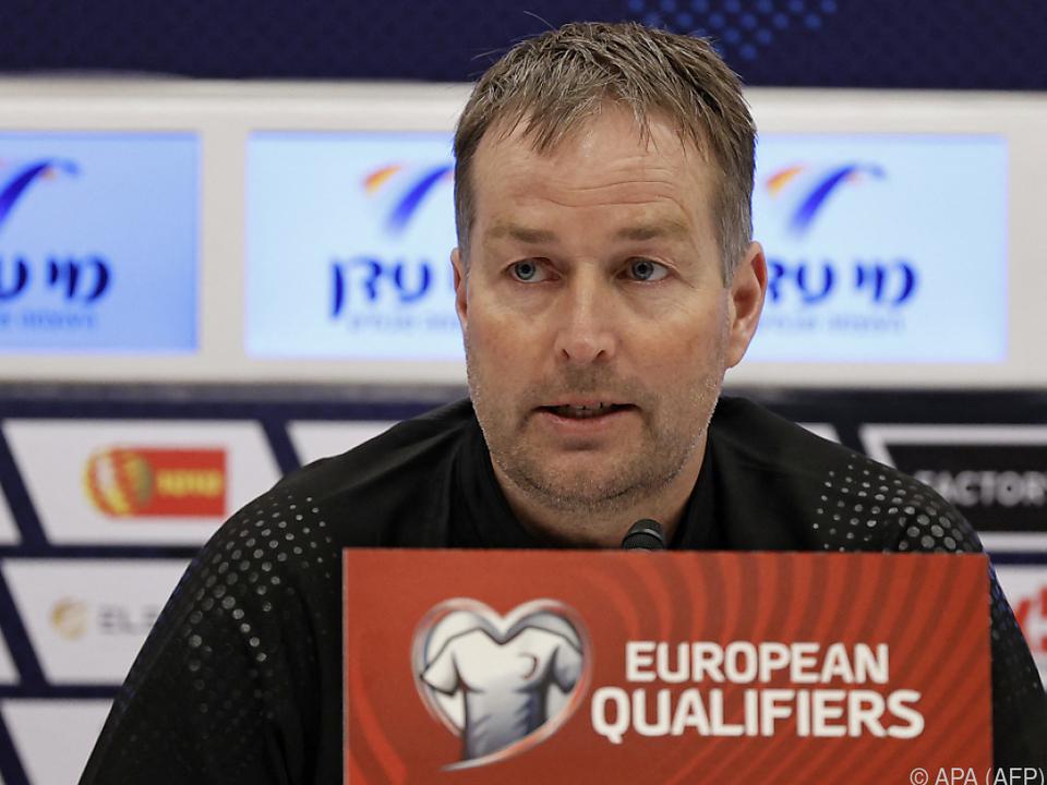 Dänemark-Teamchef Hjulmand sieht Wien-Spiel als \