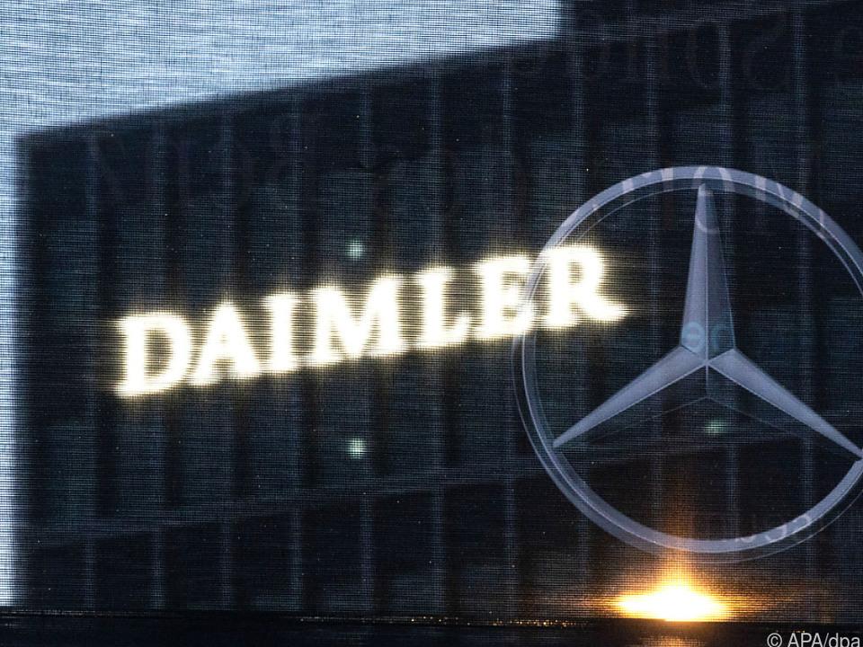 Daimler will CO2-neutrales Angebot vor 2039