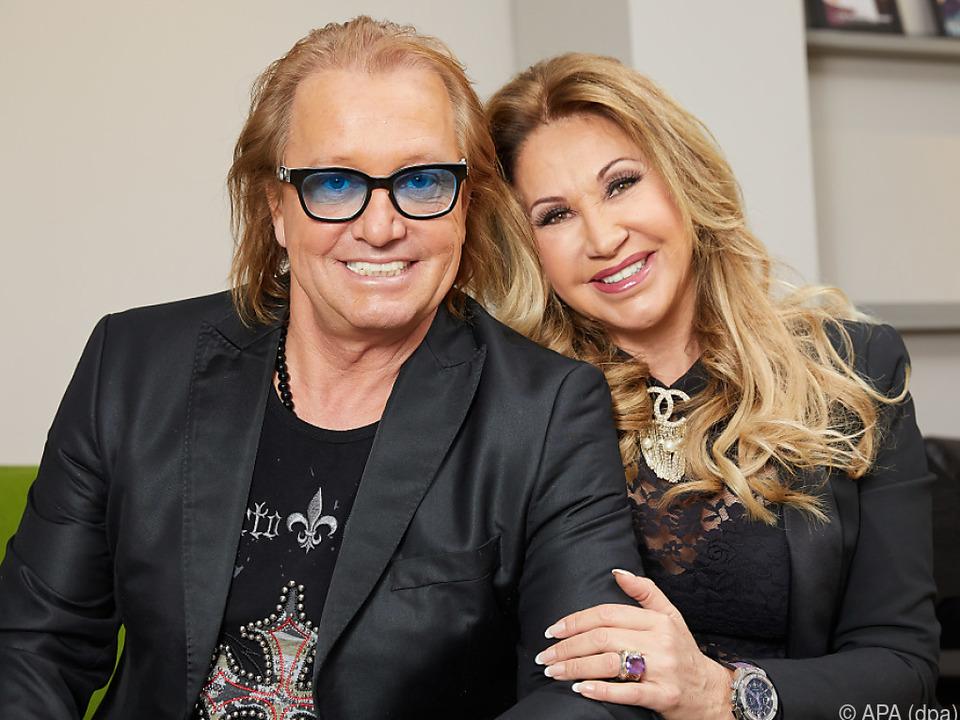 Das Millionärsehepaar Robert und Carmen Geiss
