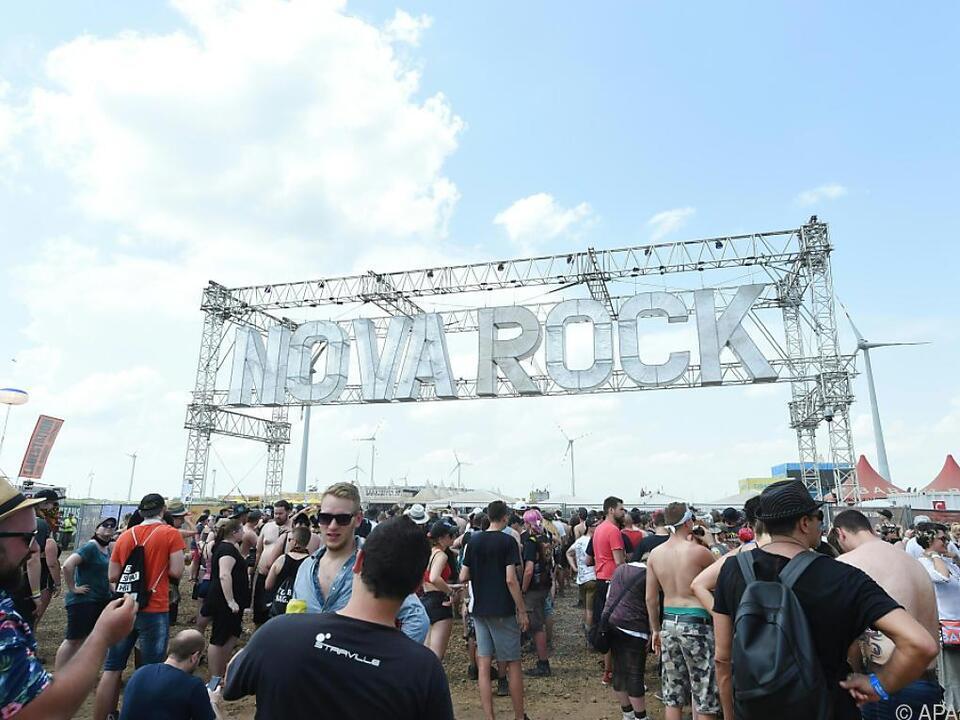 Das Nova Rock bleibt auch 2021 in der Warteschleife