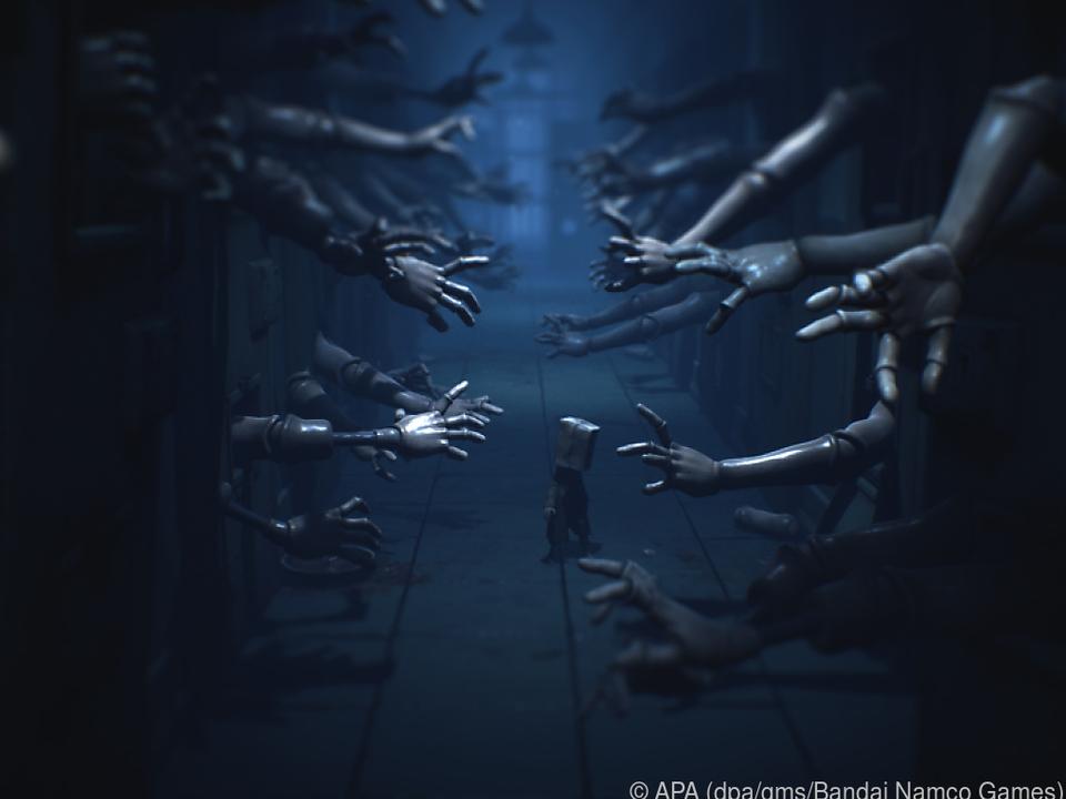 Im Wald der greifenden Arme: \