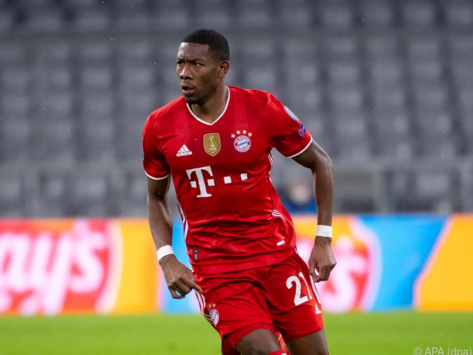 David Alaba soll Paris St. Germain abgesagt haben