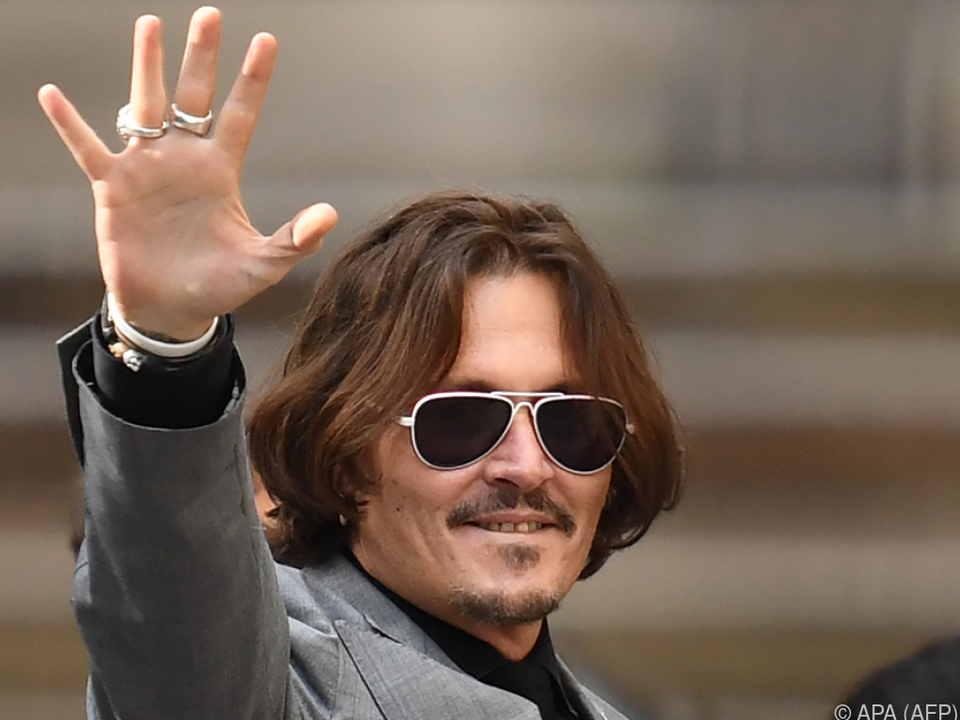 Depp übte nach dem Urteil im November Kritik