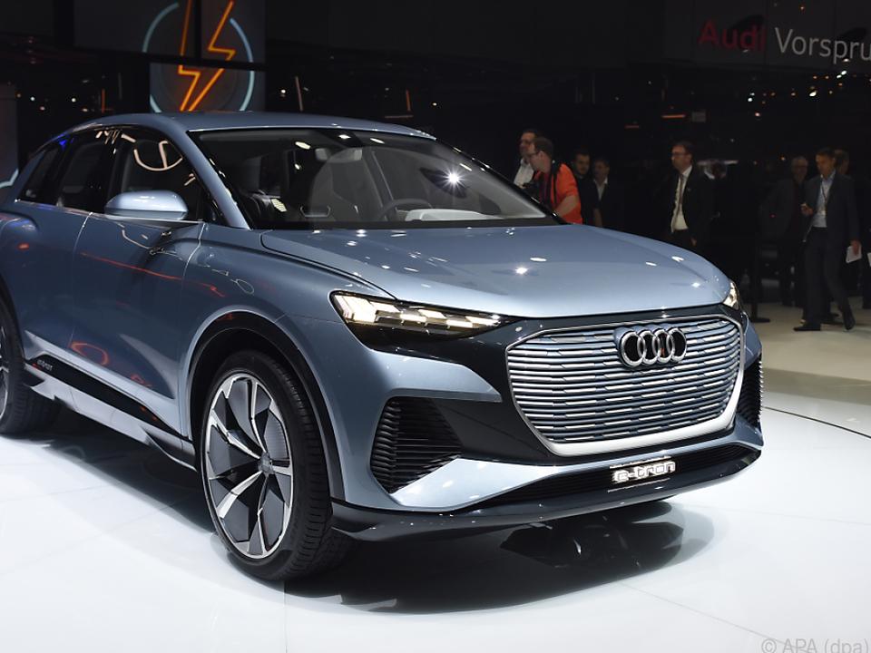 Der Audi Q4 e-tron wird zukünftig von Sonos beschallt