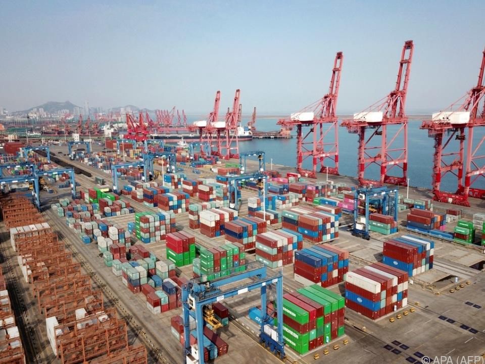 Der chinasische Wirtschaftsmotor brummt wieder ordentlich