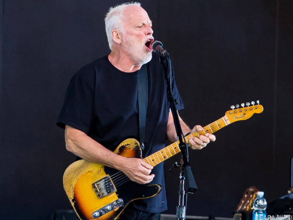 Der Gitarrist der legendären Band aus England