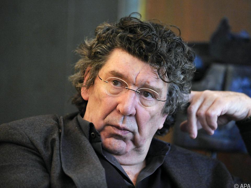 Der große Regisseur Peter Patzak im Jahr 2012