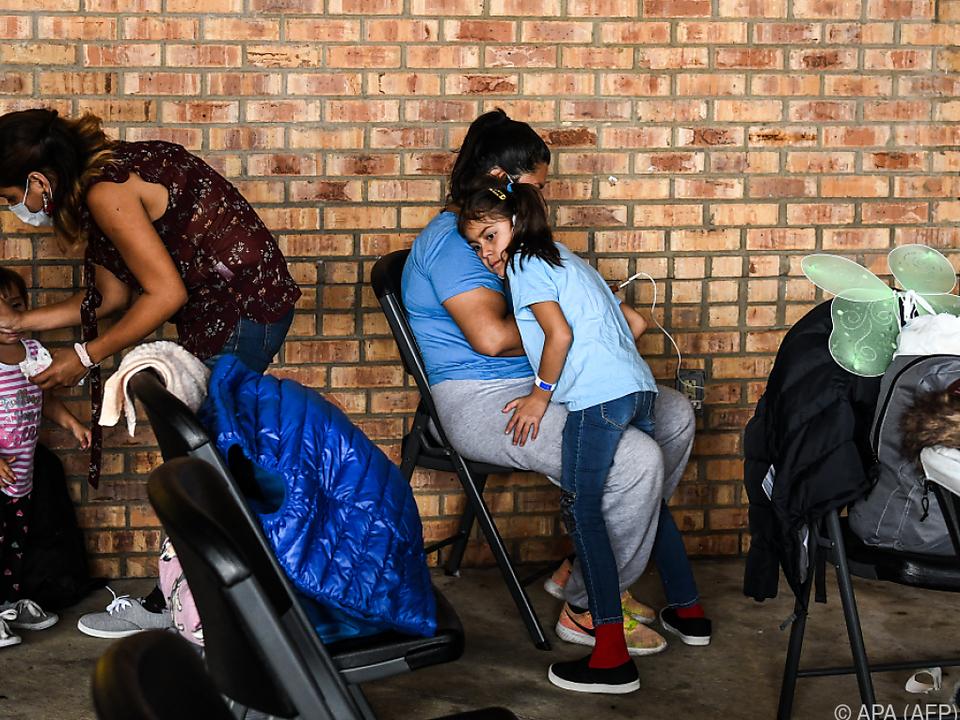 Der Migrationsdruck auf die US-Südgrenze steigt