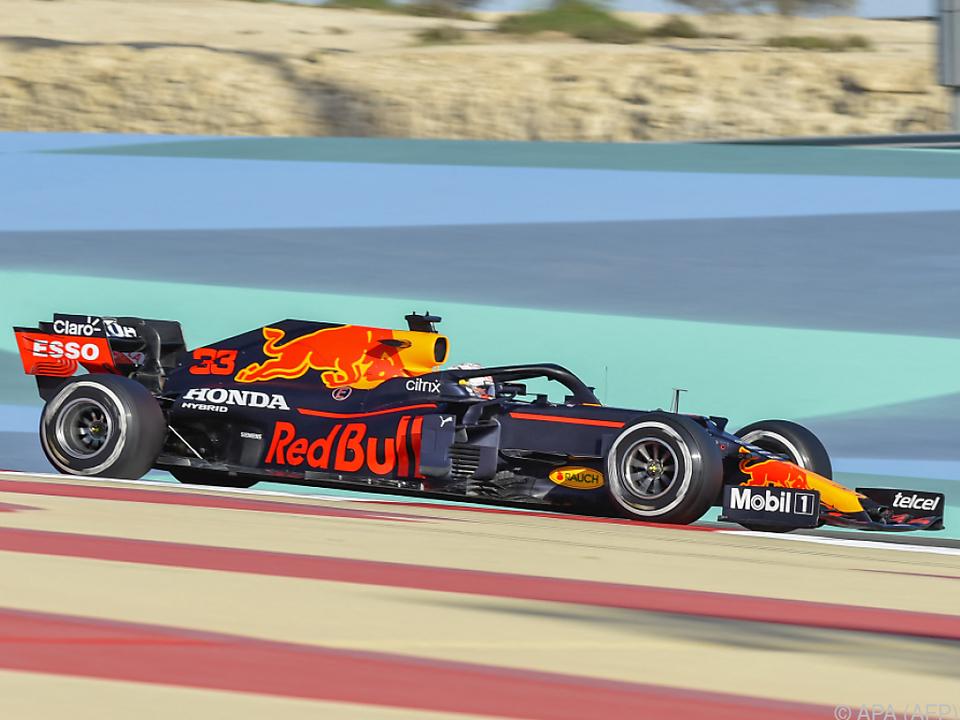 Der neue Red Bull verdiente sich in Bahrain Vorschusslorbeeren