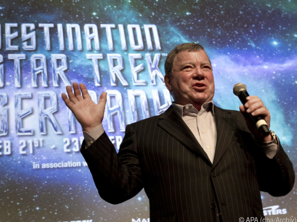 Der Schauspieler feiert im Juli seinen Geburtstag am Star-Trek-Set