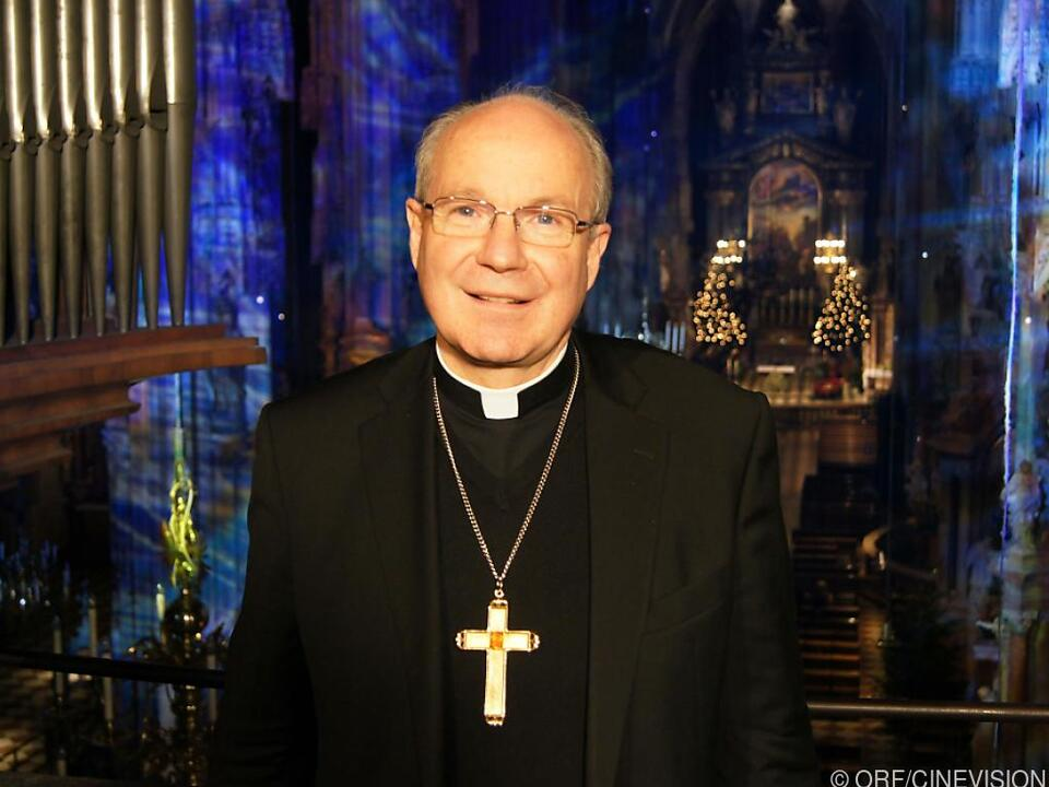 Der Wiener Kardinal ist \