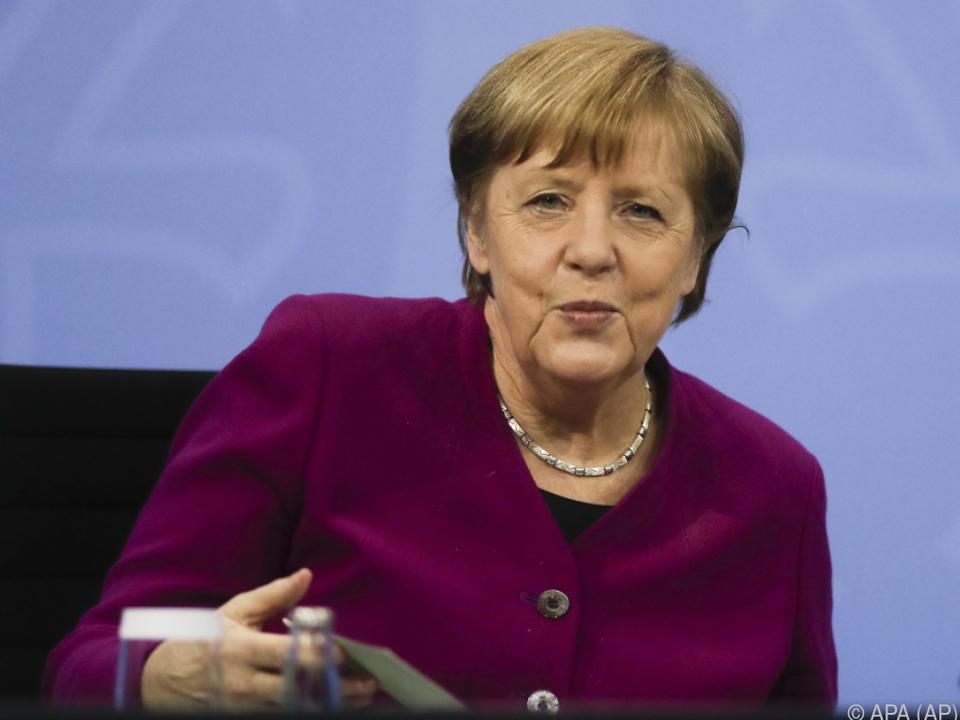 Deutschland beschloss Stufenplan für Lockerungen