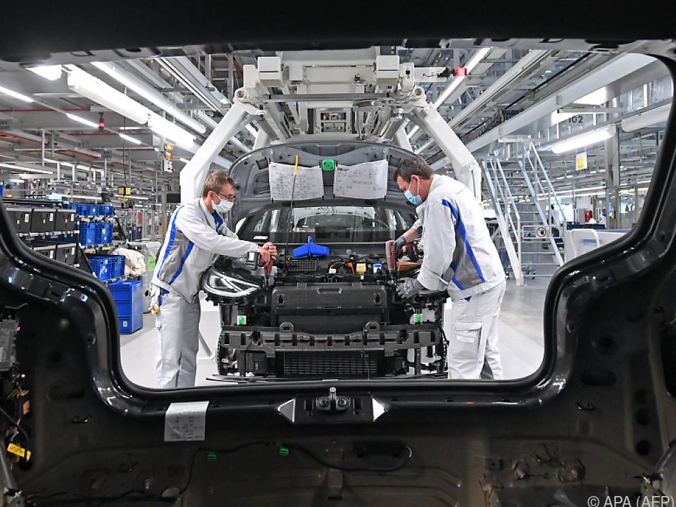 Die Autobauer befinden sich in einer Umdenkphase