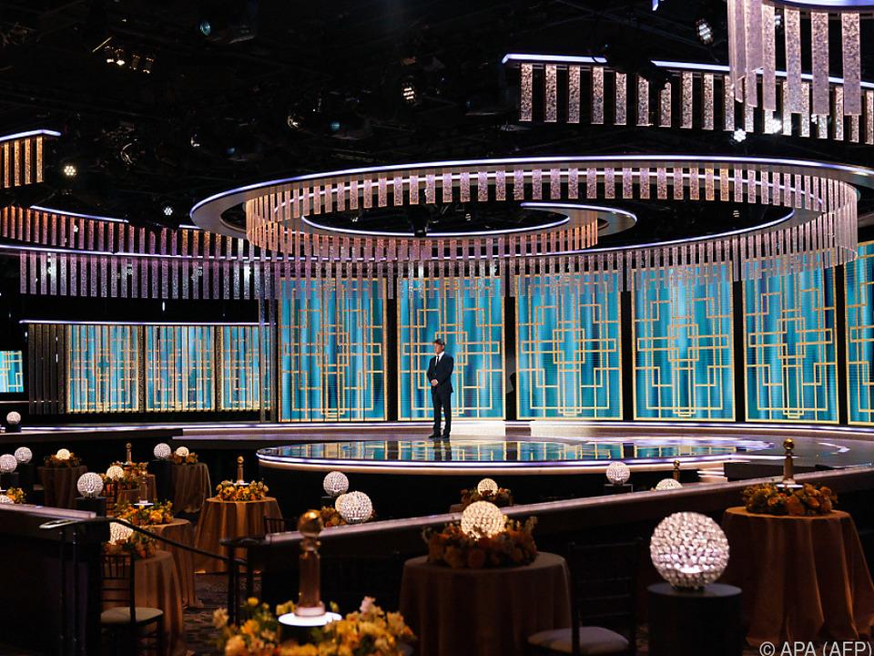 Die Verleihung fand coronabedingt im kleinen Rahmen statt