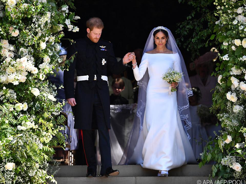 Diskussion um royale Hochzeit