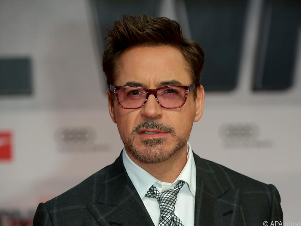 Downey Jr. landete in der Sparte \